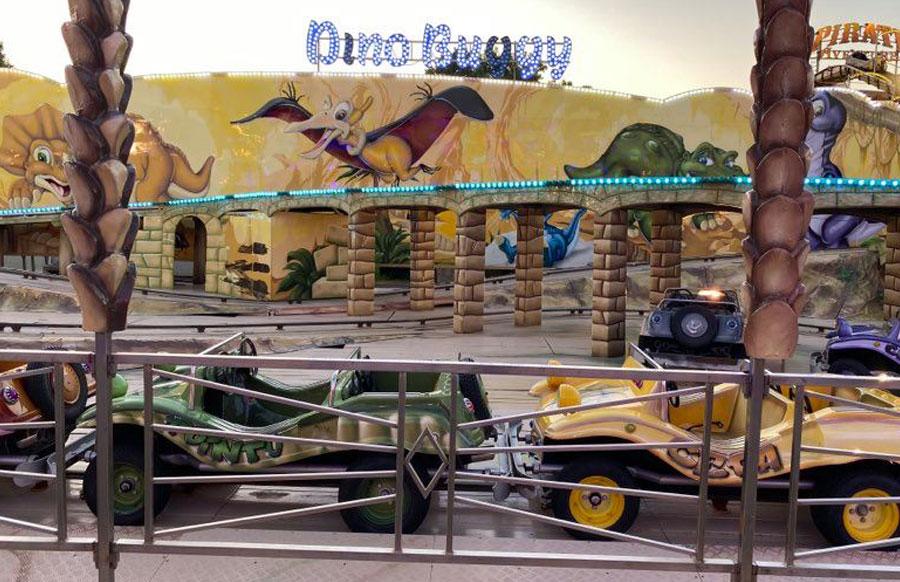 Dino-buggy